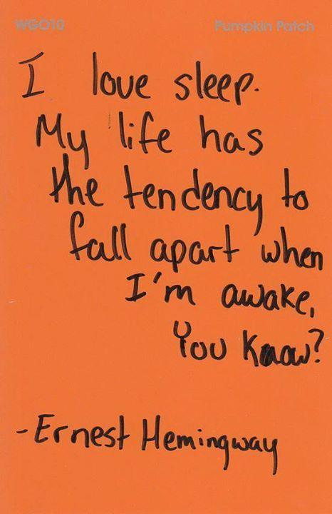 ernest-hemingway-sleep-quote